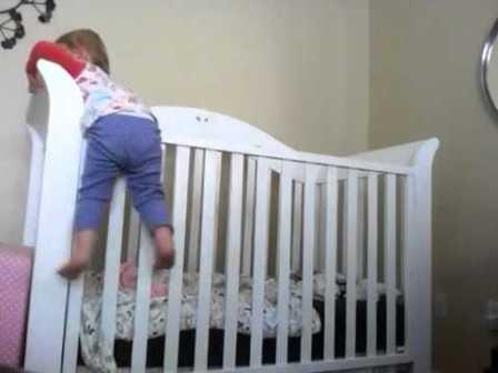 Risk Taking: Are You Climbing Out of Your Cot?