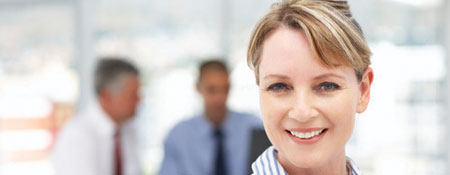 woman_smiling_small business management online training course