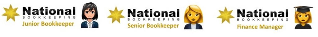National Bookkeeping Membership Package Levels