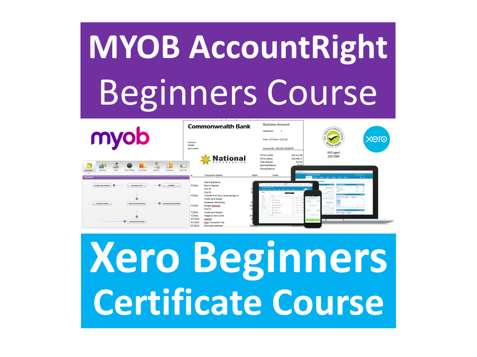 Xero-Beginners-MYOB-AccountRight-Beginners-Training-Courses-Industry-Accredited-Employer-Endorsed-CTO-Bookkeeping-Standard