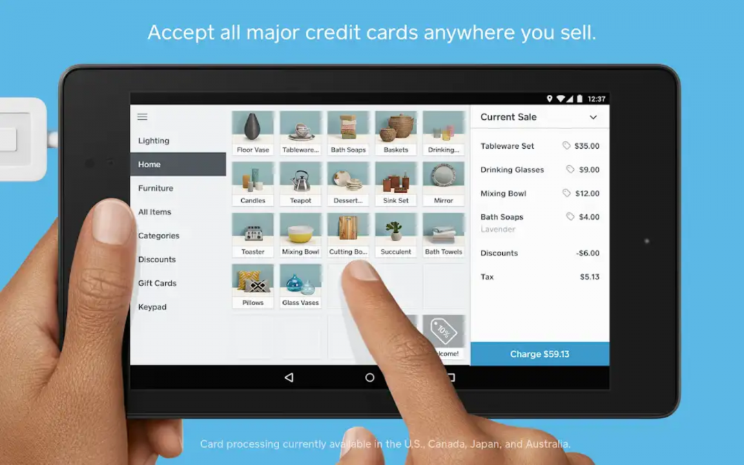 SquareUp taking on Xero, MYOB & PayPal for Essentials – easy POS system
