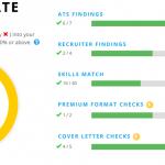 ATS match rate