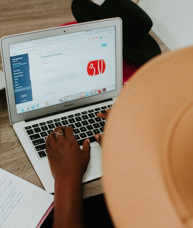 woman-at-laptop